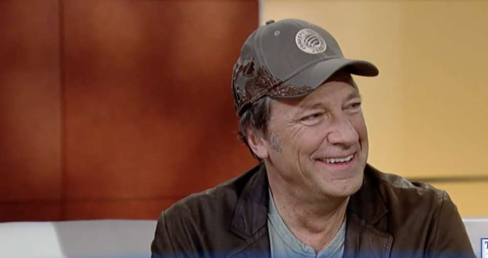 Mike Rowe made an appearance on a popular talk show recently to discuss his 2017 Work Ethic Scholarship program.