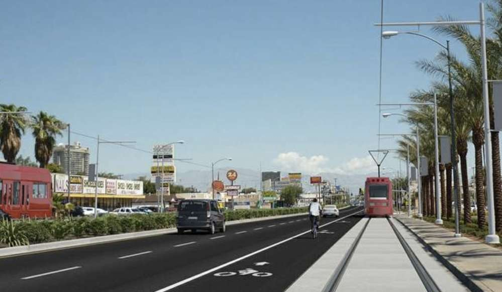 Nevada Regional Transportation Commission via Las Vegas Sun News