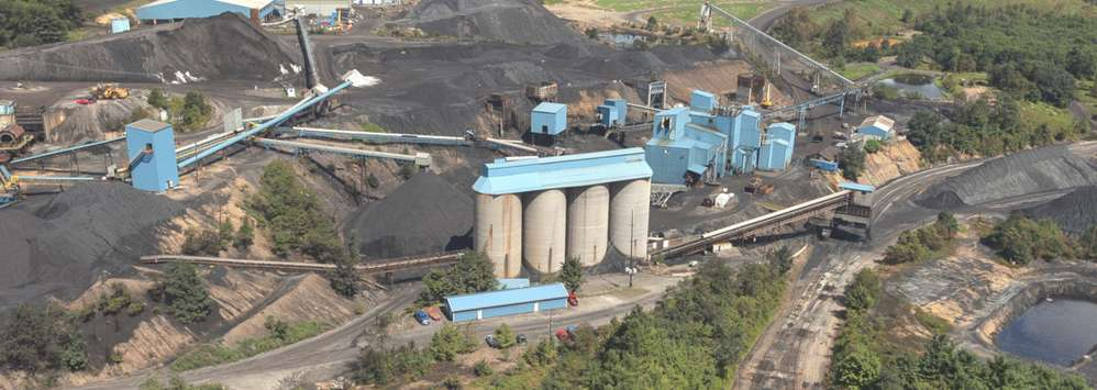 The deep coal mine will have a ribbon-cutting ceremony in May.