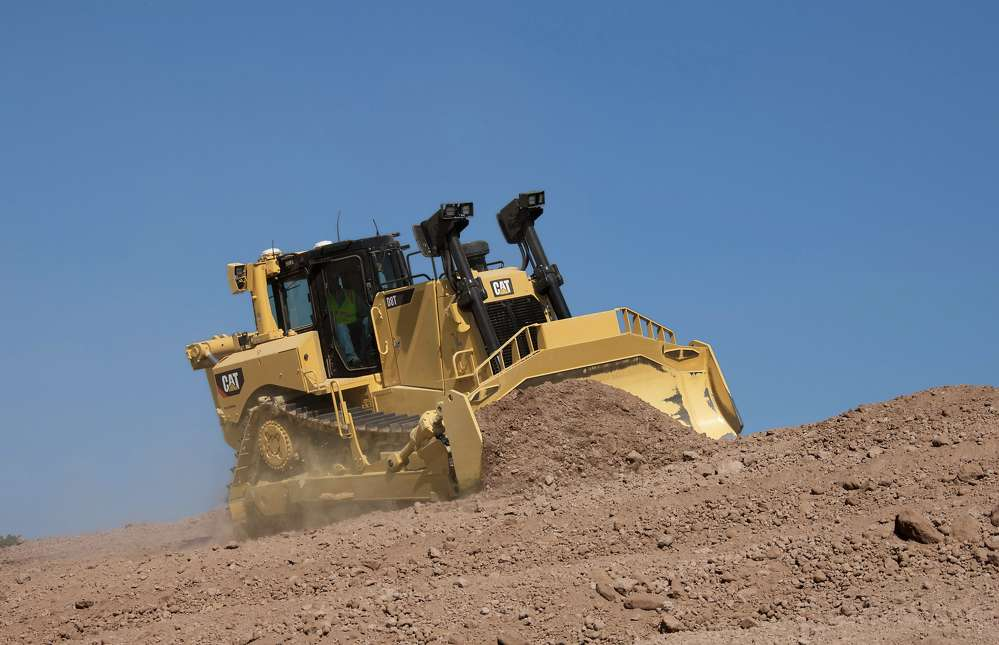 New enhancements are now available for the Cat D8T Dozer.