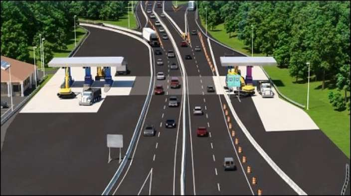 Drivers into Boston from its western suburbs are now saving 12 minutes of commute time each way, or two hours a week, after the Massachusetts Department of Transportation removed all middle-lane toll booths.