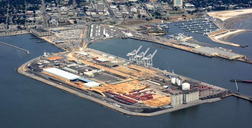 Port of Gulfport photo