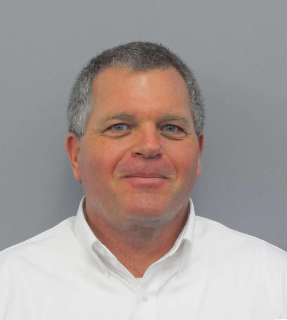 Rex Eberly, general manager of Bergkamp Bituminous Solutions.