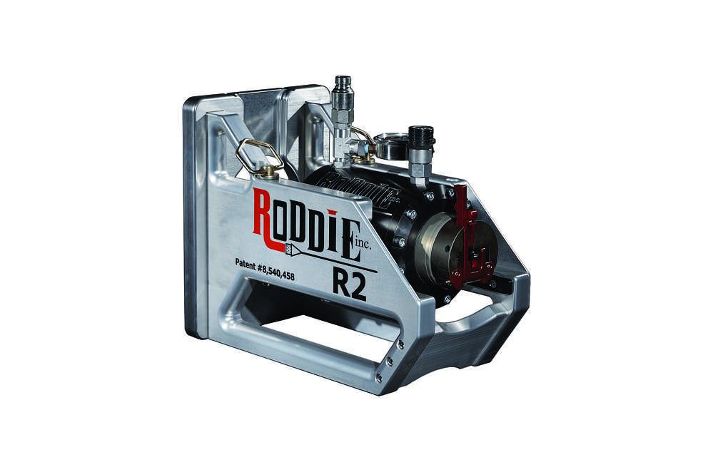 R2 pipe bursting machine