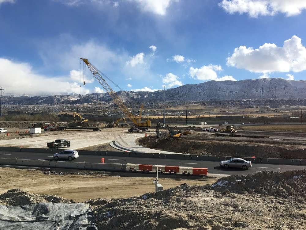 Utah Department of Transportation photo.