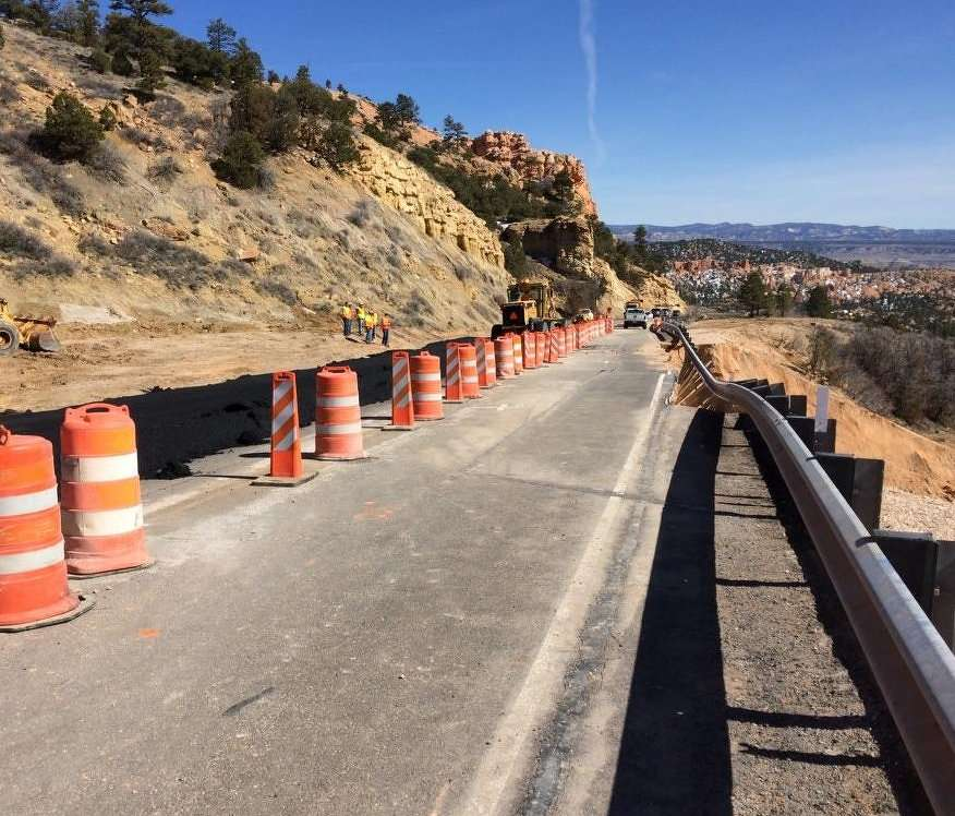 Utah Department of Transportation photo.
