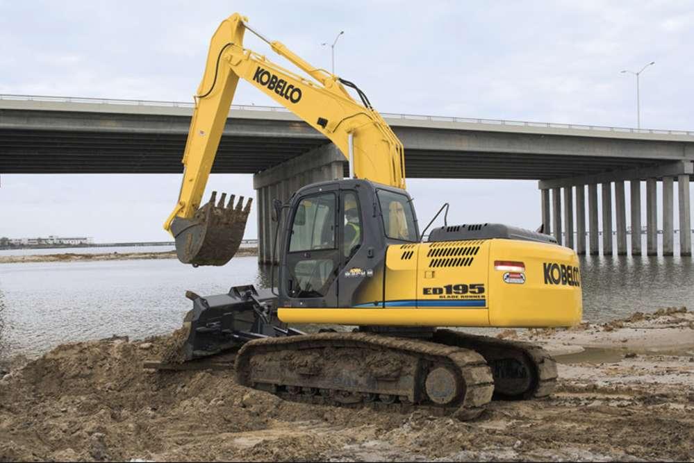 Tractorland will represent the full line of KOBELCO excavators in Balzac, Alberta.