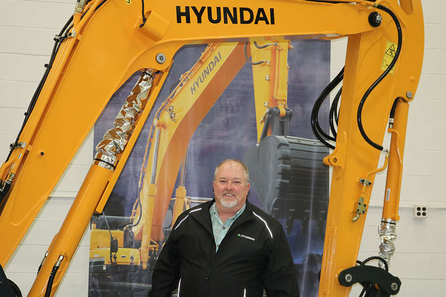 Eric Cliff has joined Hyundai Construction Equipment Americas as Northeast District service manager, supporting Hyundai dealers throughout the northeastern United States.