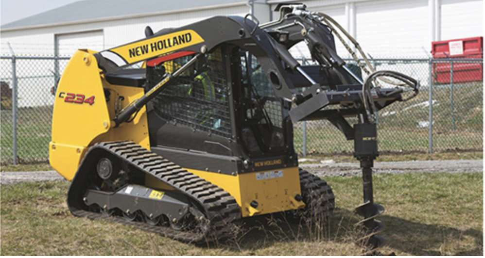 New Holland Construction C234 Compact Track Loader