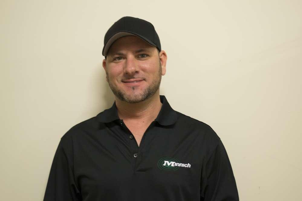 Mike Rabideau, Western region sales manager.