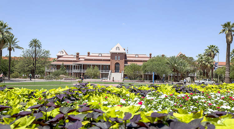 The project team responsible for the renovation of Old Main, the University of Arizona's centerpiece and historic building, was recognized with a leadership award by the U.S. Green Building Council Arizona.