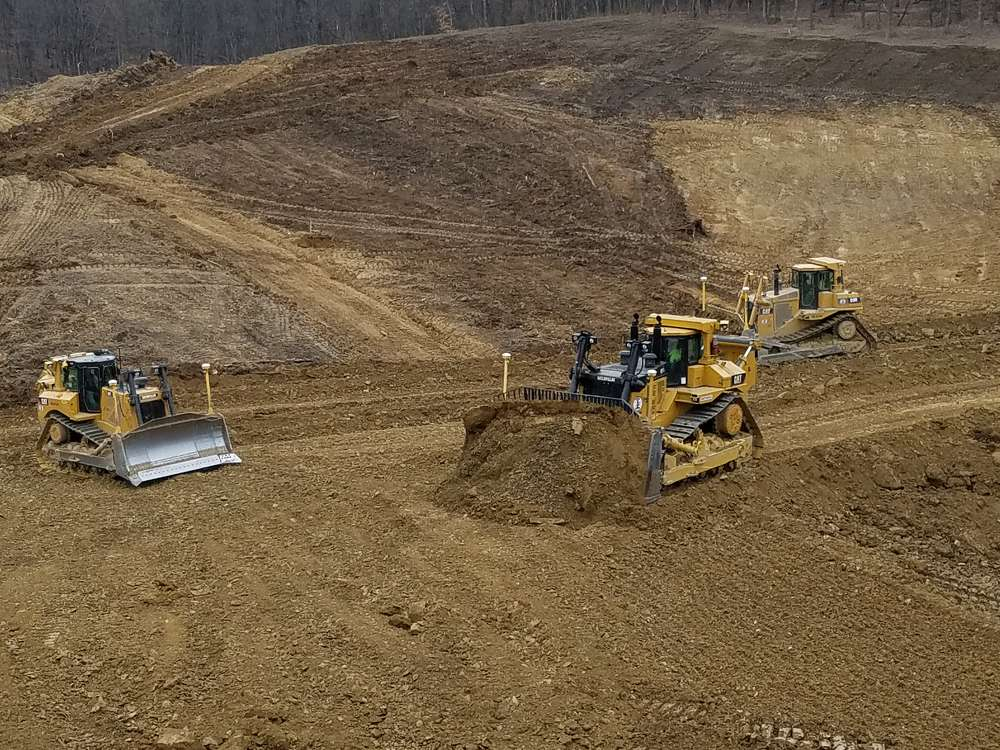 The contract was awarded to Independence Excavating Inc., Independence, Ohio.