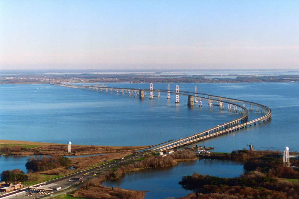 MDTA photo The Maryland Transportation Authority (MDTA) began a project in the summer of 2016 to rehabilitate the Chesapeake Bay Bridge.
