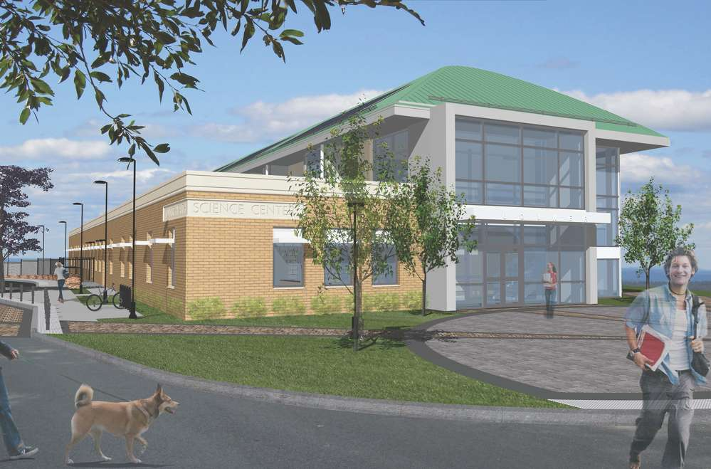 The Joyner Center will open this fall at NCCC.
