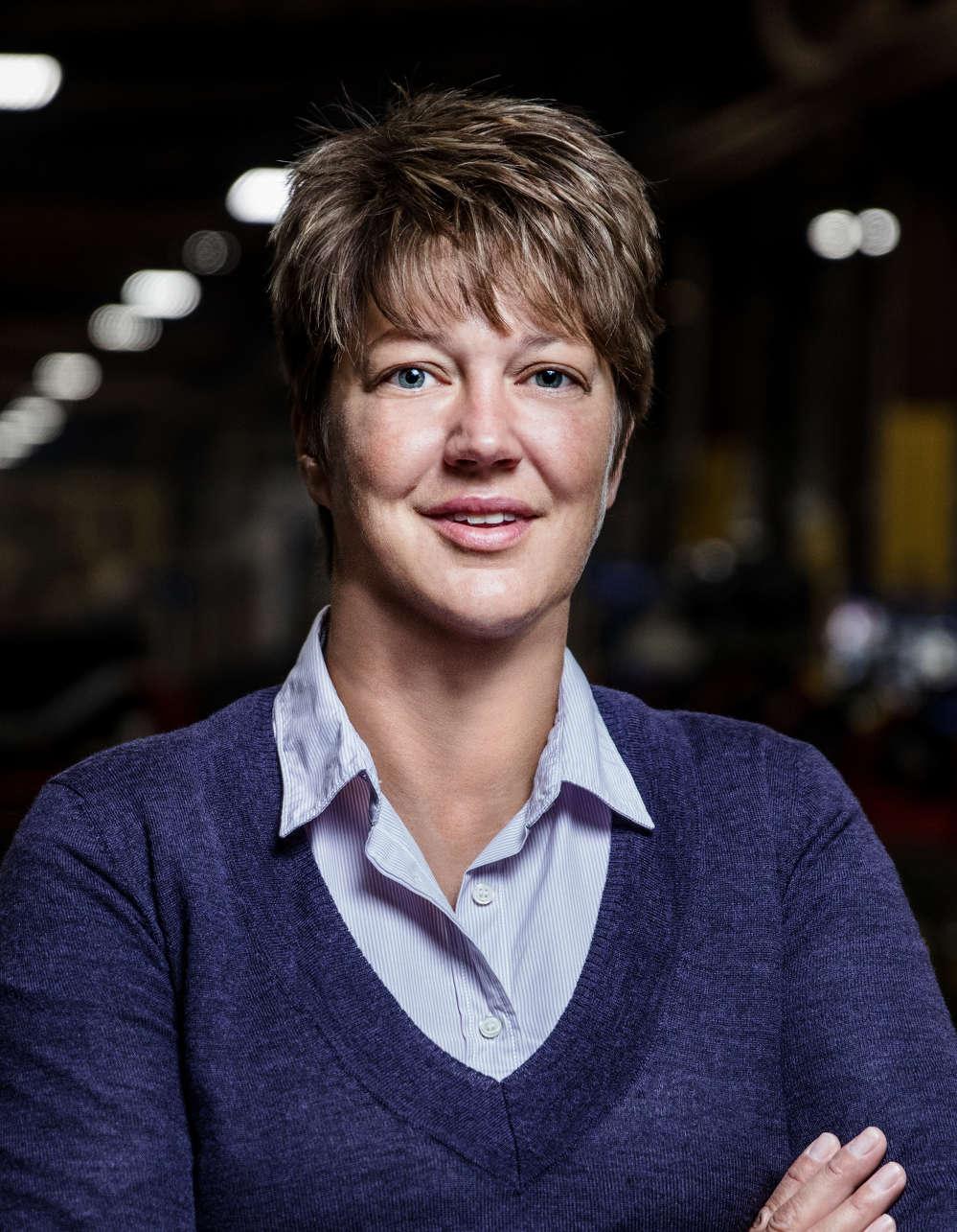 AEM director Mary Erholtz.