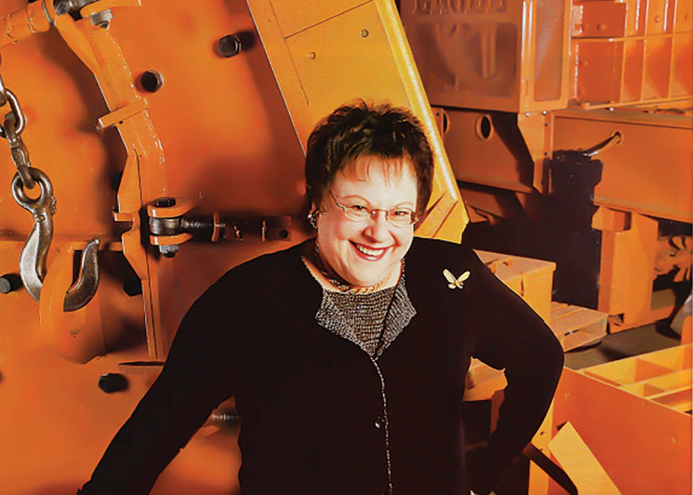 AEM director Susanne Cobey.