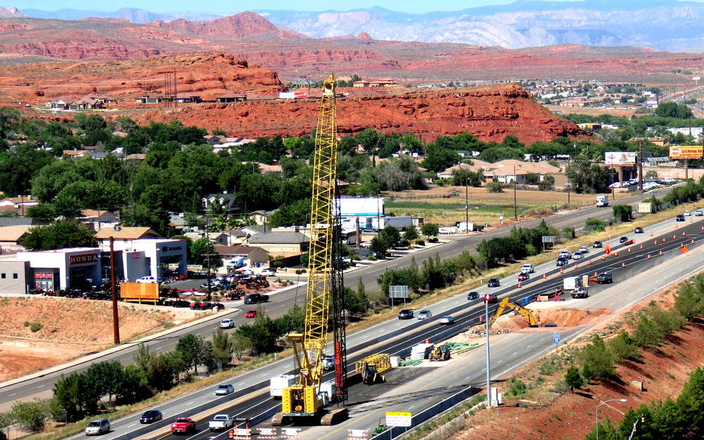 The Utah Department of Transportation (UDOT) announced its Top 10 Projects list for the 2017 construction season.