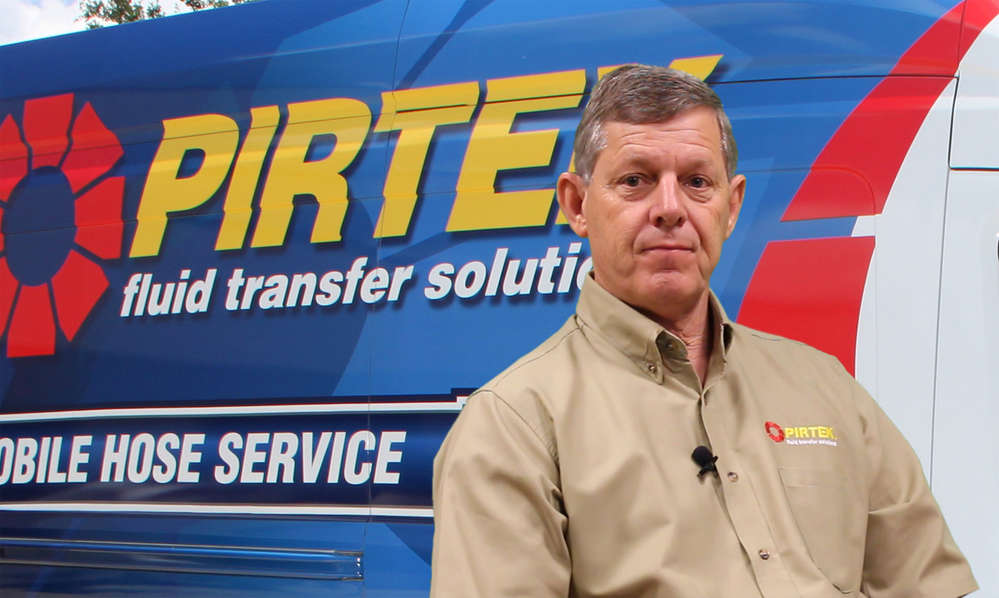 PIRTEK Broadway in San Antonio was named PIRTEK USA's National Franchise of the Year for 2016. Owner Dean Akin received the award in March during PIRTEK's annual conference in Orlando.