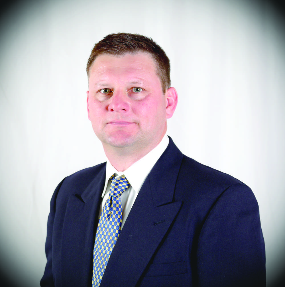 Jason Rogers service manager, pipeline services at Kirby-Smith Machinery Inc.