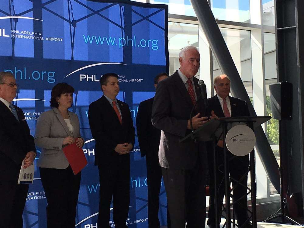 Philadelphia International Airport photo