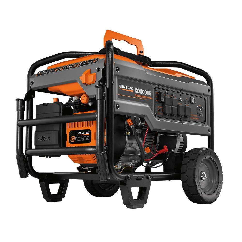 At the heart of the XC Professional Series is Generac's new 426 cc G-Force engine. This engine utilizes full pressure lubrication, reducing engine component wear for longer life.