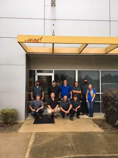 The Rob's Hydraulics team in Clayton, N.C.