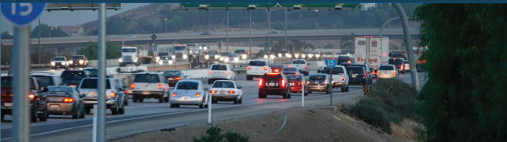 The project will improve I-15 between Cajalco Road and state Route 60.