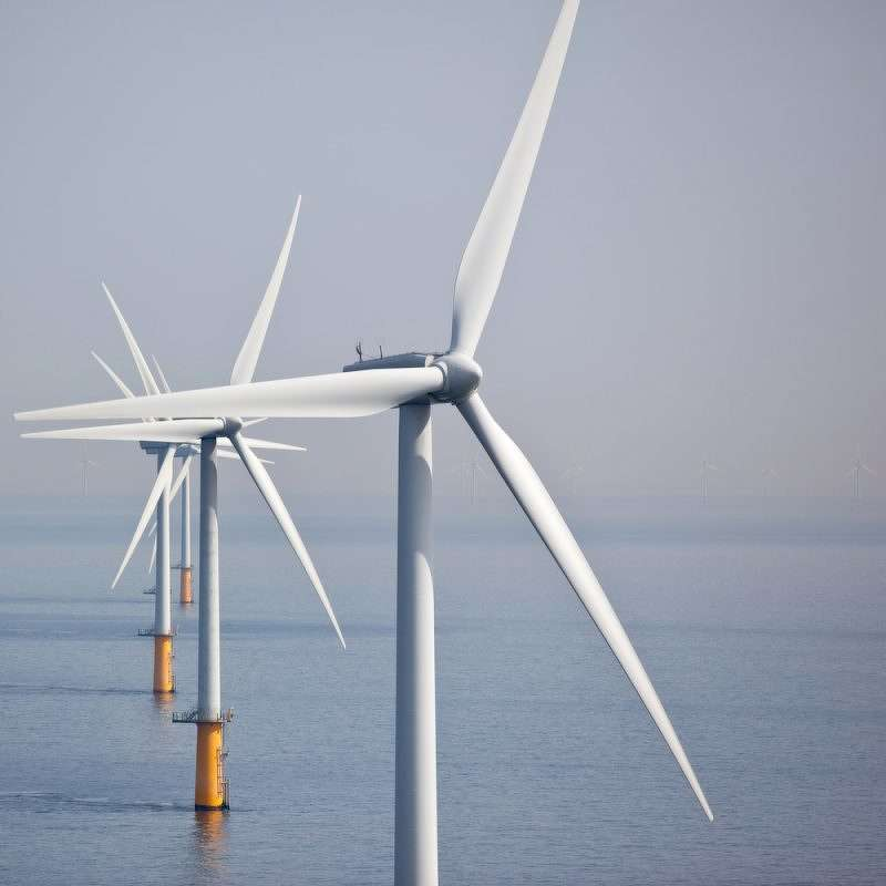 The Maryland Public Service Commission awarded offshore wind renewable energy credits (ORECs) to two projects to be built off the coast of Maryland.