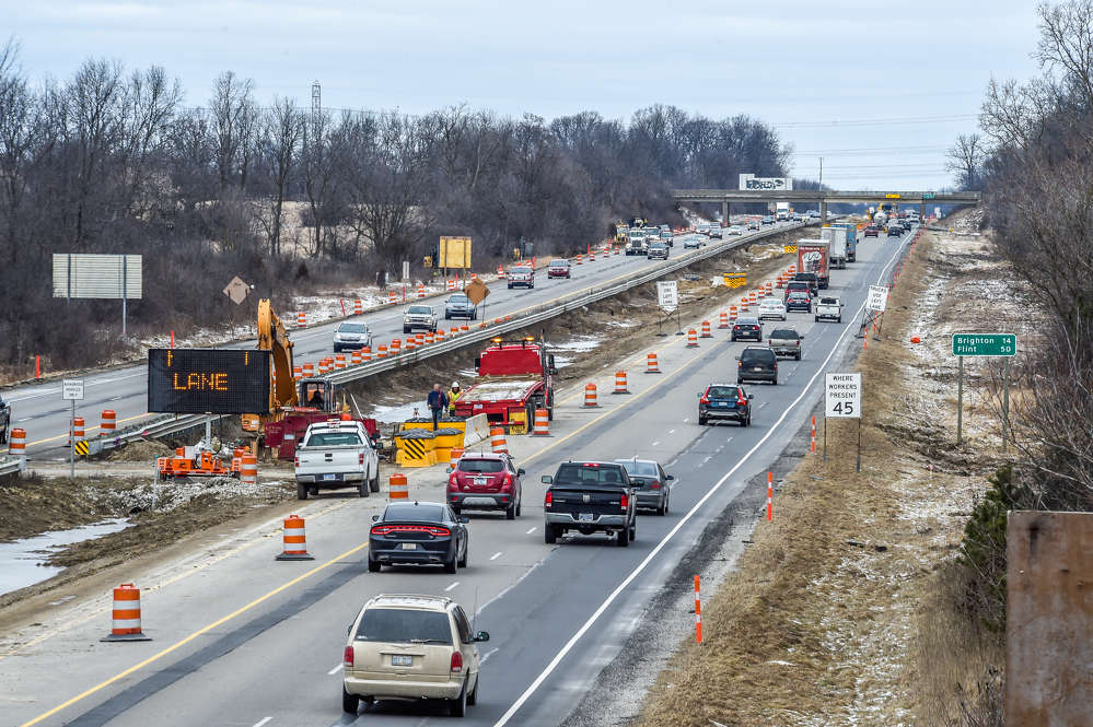 Last fall, the Michigan DOT announced plans to significantly improve the thoroughfare with the hope that motorists' headaches can be eased and traffic can move more smoothly and efficiently.