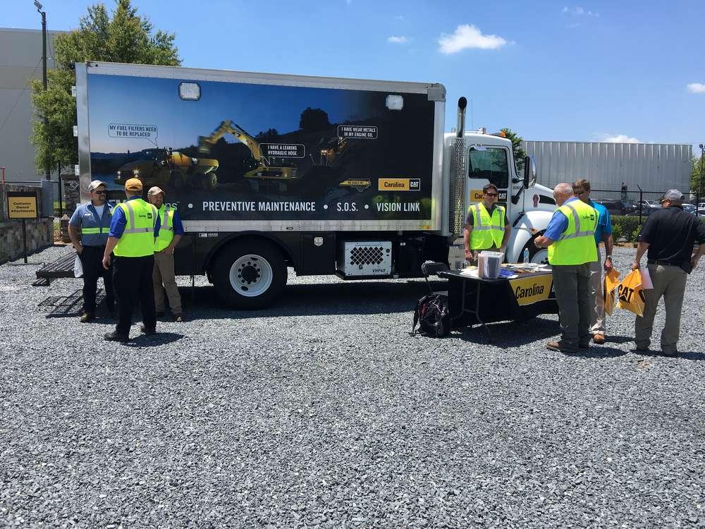 Carolina CAT provides many preventive maintenance options for its customers.
