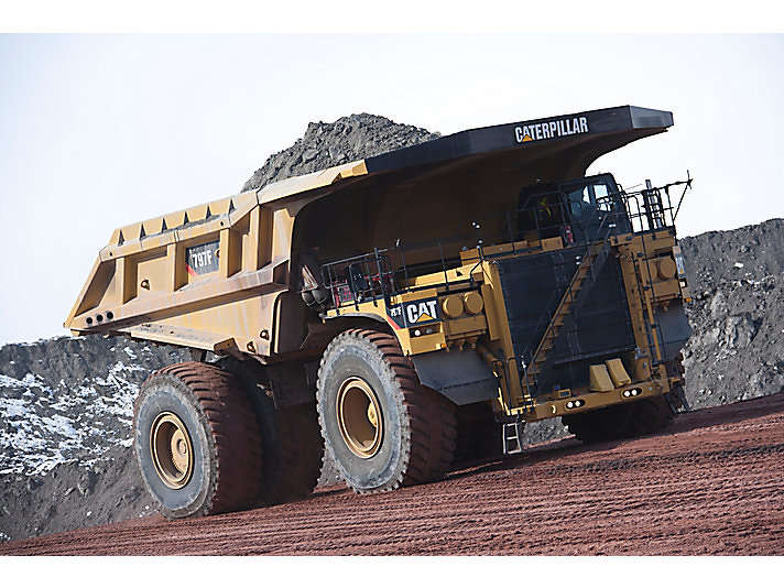 Caterpillar has begun discussions with Alight Mining Solutions to develop enhanced solutions.