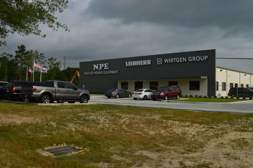 Nueces Power Equipment's newest branch is in Humble, Texas. (Brandi Muniz photo)