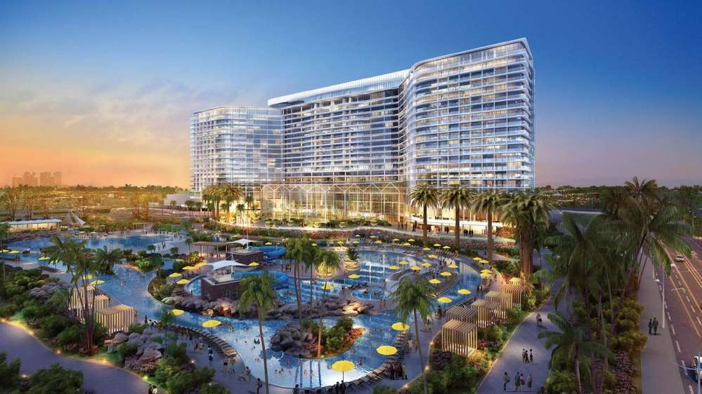 Gaylord Hotels will operate the resort once it opens.