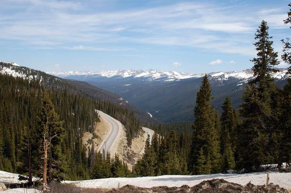 Berthoud Pass (panoramio.com photo)
