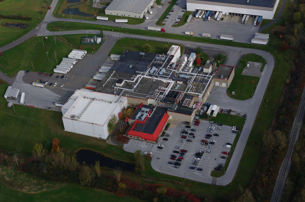 The Ben & Jerry's manufacturing plant located in the town has begun a 40,000-sq. ft. expansion project that will include a wastewater treatment plant, a new warehouse and a packaging room, all totaling $14 million.