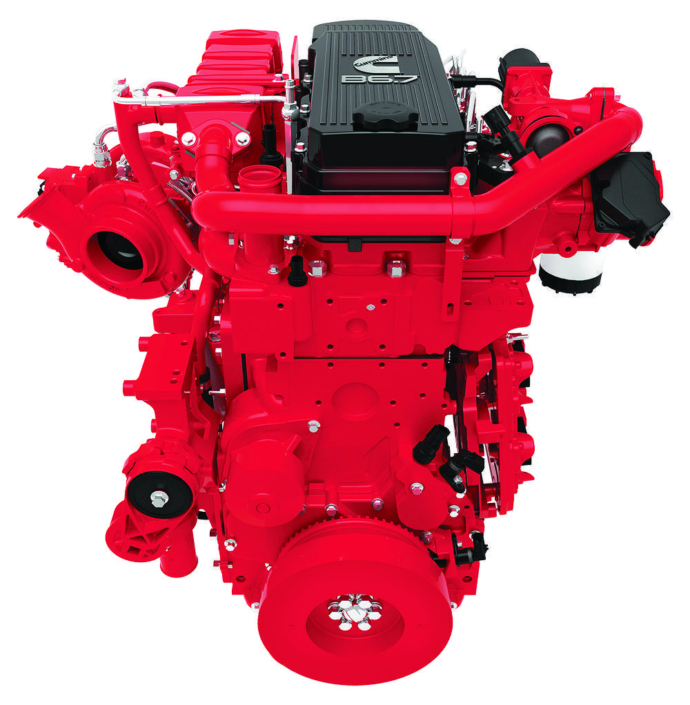 Cummins Inc.'S B4.5, B6.7 and L9 engine platforms are compatible with paraffinic renewable diesel fuels.