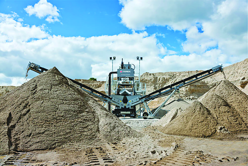 Terex Washing Systems (TWS) announced  the introduction of Terex AquaClear, water management solutions, as part of TWS product offerings.