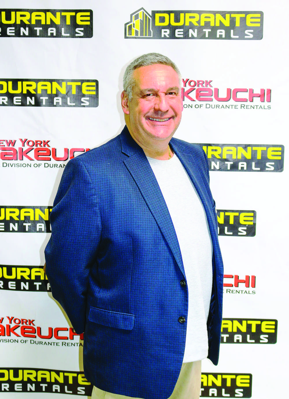 Mitch Garfinkel has been hired to a senior sales position with Durante Rentals. He will be instrumental in expanding Durante's new and used sales divisions, as well Durante Rentals future stages of expansion.