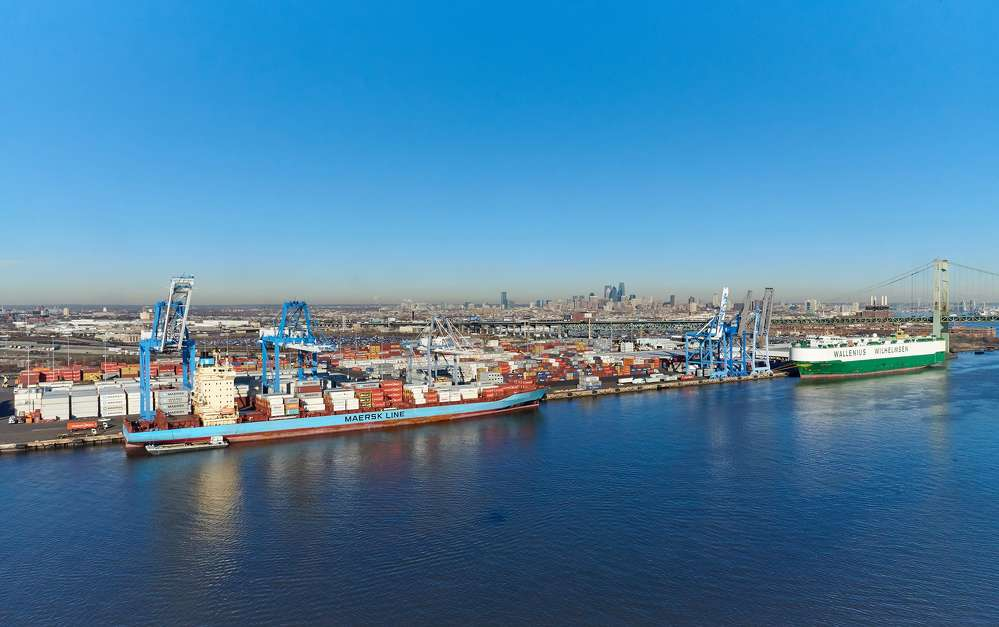PhilaPort announced the acquisition of a 29-acre parcel of land, locally known as the former Philadelphia Produce and Seafood Terminal.