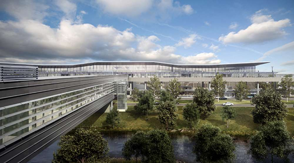 The new terminal will be delivered in a phased approach to minimize customer impacts and will be fully operational in 2022.