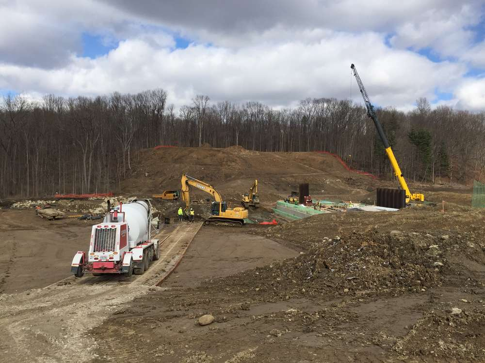 As part of its current $88.5 million statewide capital improvements spending plan, the Ohio Department of Natural Resources (ODNR) is replacing the dam and spillway at Mt. Gilead State Park in Morrow County at a cost of $7.8 million.