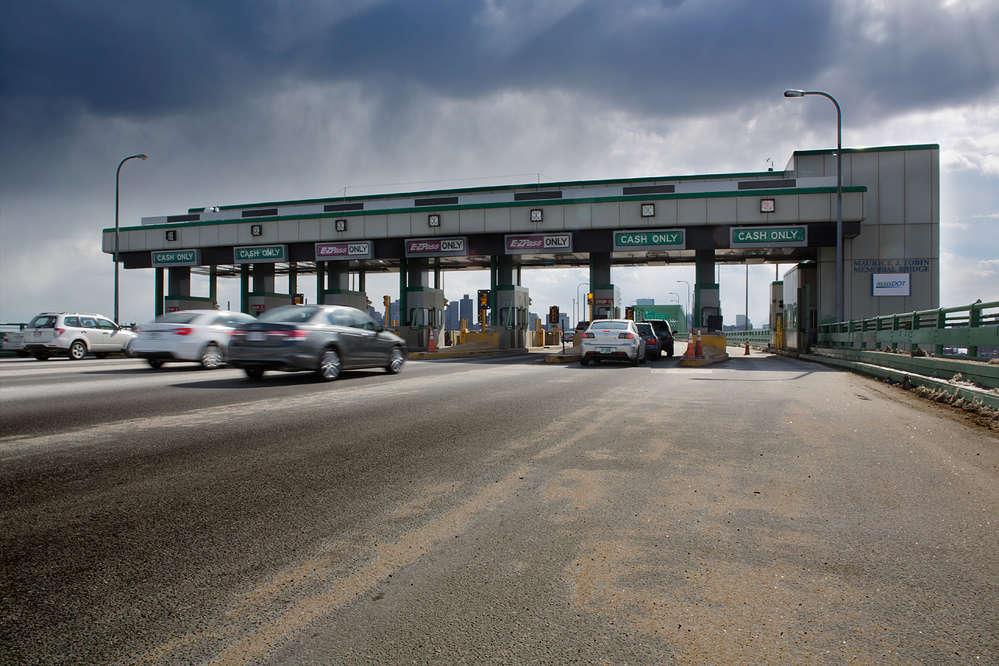 INDOT anticipates pursuing a broad interstate bridge tolling program.  (wbur.org photo)