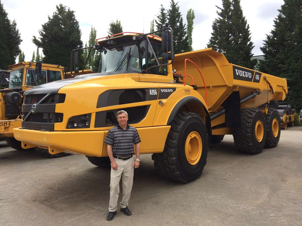 Brian Burke has joined PacWest Machinery based in their Kent, Wash., branch.