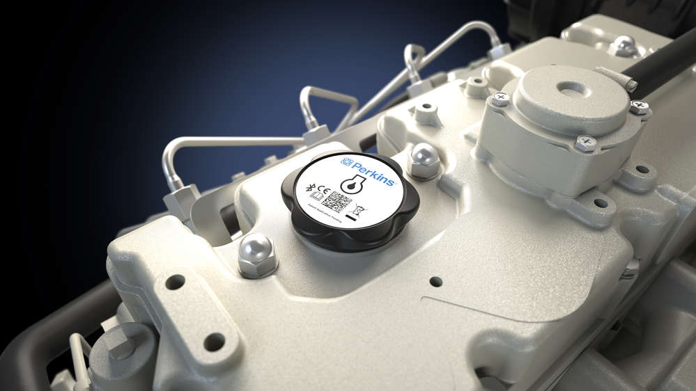 The Perkins SmartCap can be fitted to any Perkins mechanical or electronic engine in a matter of minutes to instantly provide engine telematics.