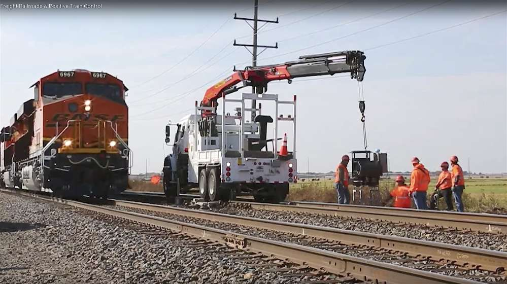 The grant award also will be used to improve the communication system between FrontRunner trains and the signal houses to enhance the existing safety system.