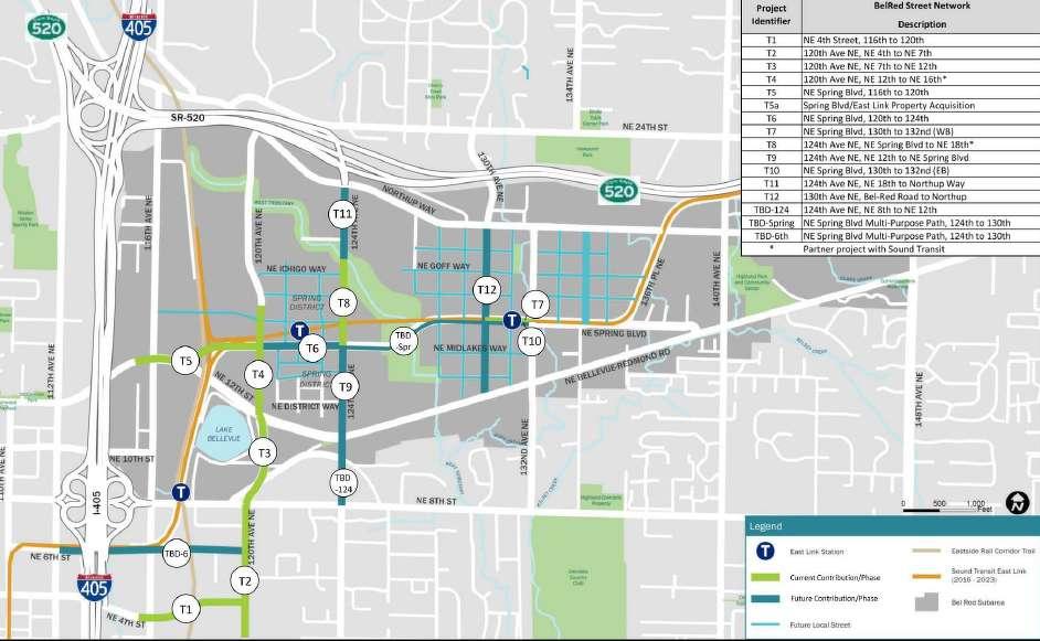BelRed Street Network (transportation.gov photo)