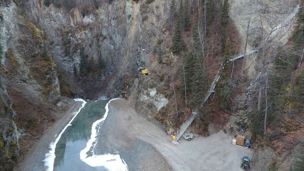 A $7.5 million project to remove a dam in Alaska is set to begin.