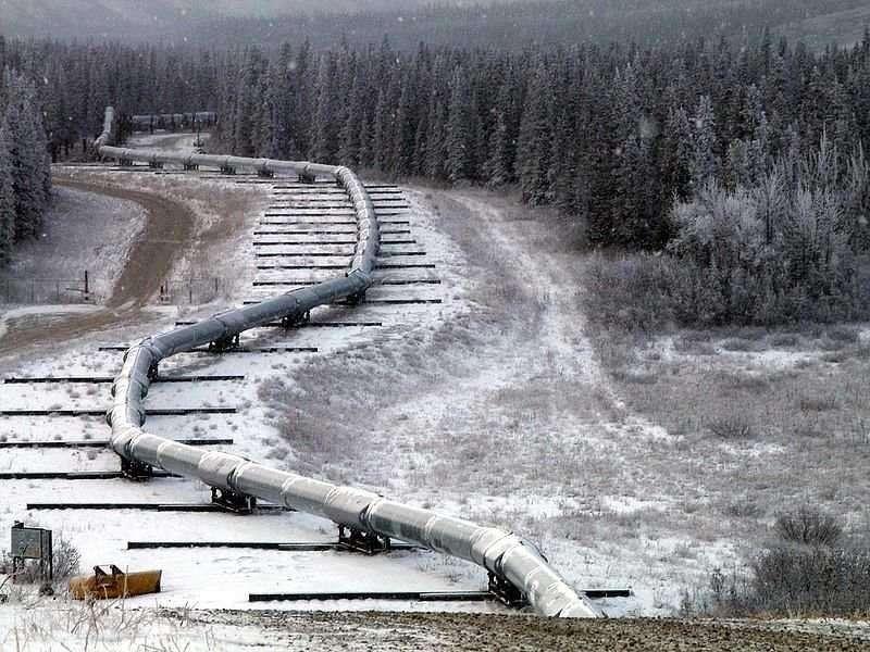 On June 20, Alyeska Pipeline celebrated the 40th anniversary of the Trans Alaska Pipeline System. (businessinsider.com photo)