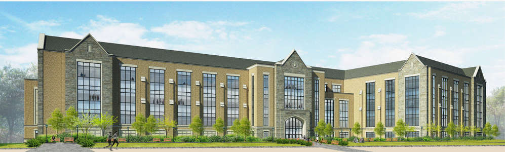 Skanska has signed a contract to build a new recreation center for Boston College in Massachusetts.