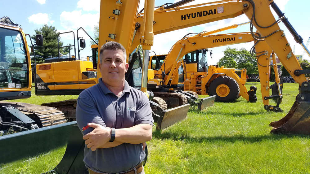 Modern Sales Representative Ron Dortone Sr. will be responsible for managing and growing this new business.